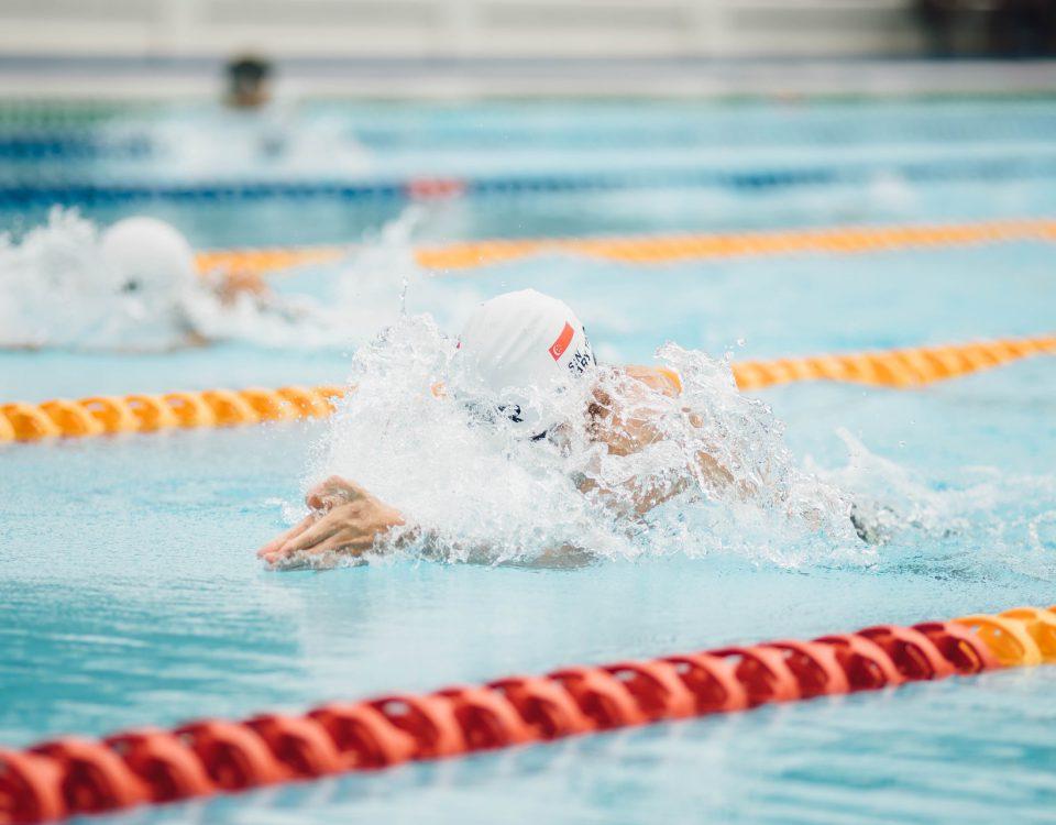 zwemkampioenen